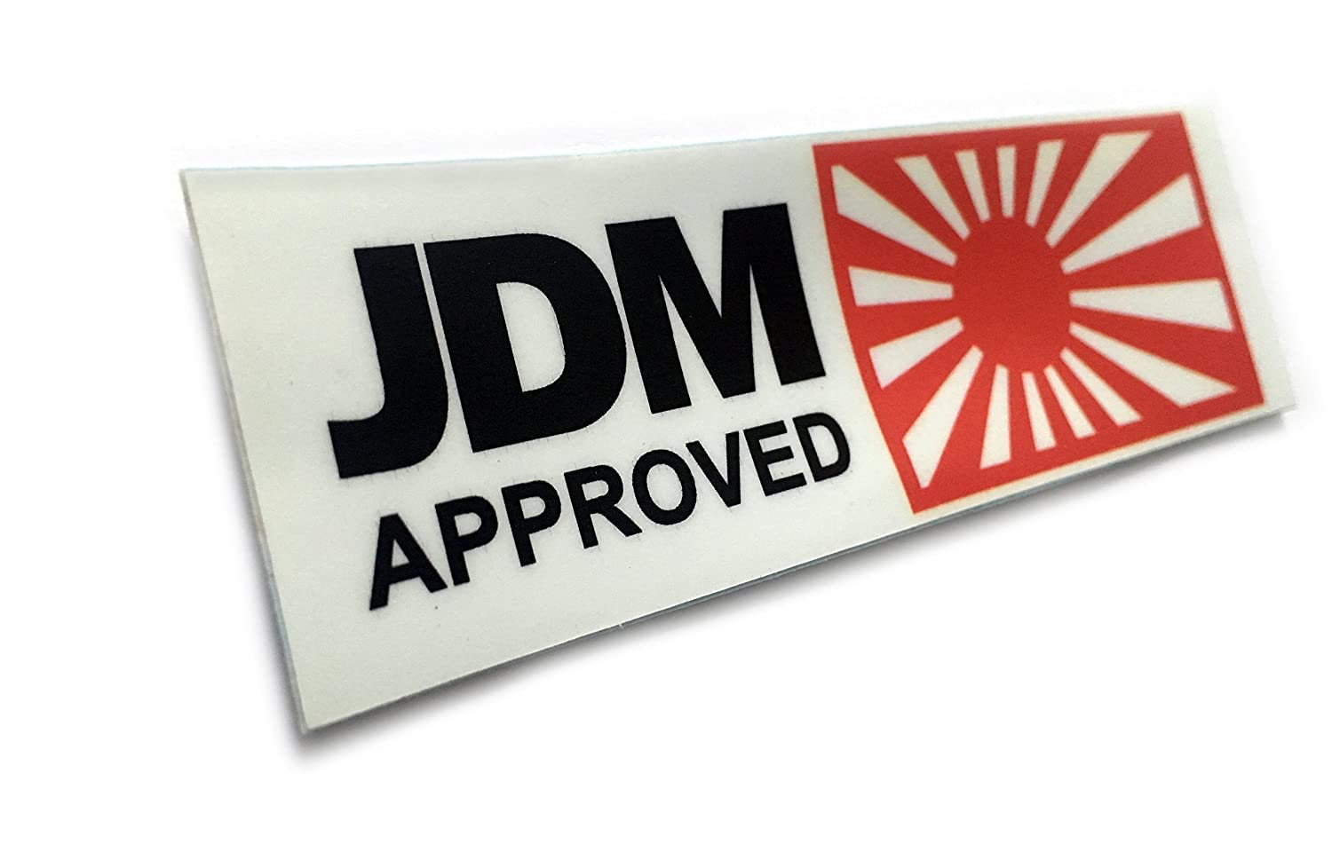 Japanese domestic market jdm approved automotive car decal orafol vinyl sticker for honda mazda subaru nissan toyota mitsubishi suzuki
