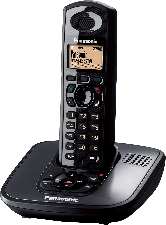 Panasonic KX-TG6481EXT - Teléfono inalámbrico digital: Amazon.es: Electrónica