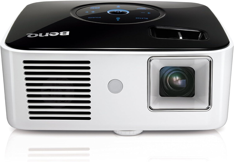 Benq GP1 Video - Proyector (100 lúmenes ANSI, DLP, SVGA (858x600 ...