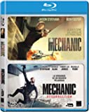 Pack The Mechanic 1 + 2 [Blu-ray]