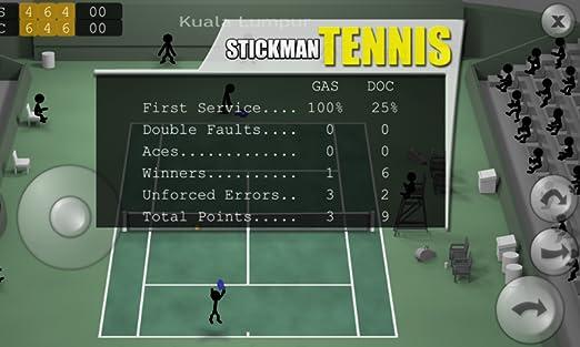 Amazon.com: Stickman Tennis: Appstore para Android