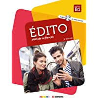 Edito niv.B1 (éd. 2018) - Livre + DVD: Livre de l'ele + DVD-Rom + livre numerique