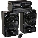Mini System, Panasonic, SC-AKX100LBK, Preto, Voltagem 110 - 240V 50/60Hz