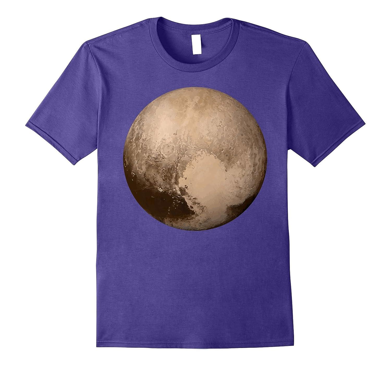 Pluto Planet T Shirt-FL