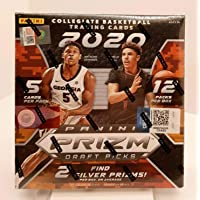 $91 » 2020/21 Panini Prizm Draft Picks Basketball MEGA EXCLUSIVE box (60 cards/box) 1 Pink Ice…