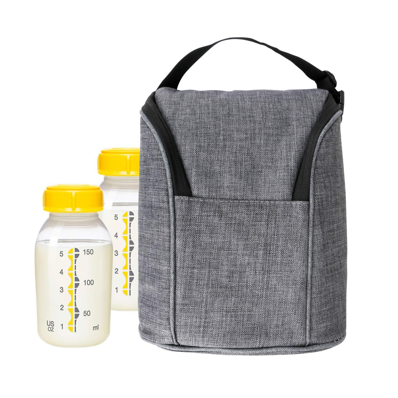 Amazon.com: Cavetee - Bolsas para biberones con aislamiento ...