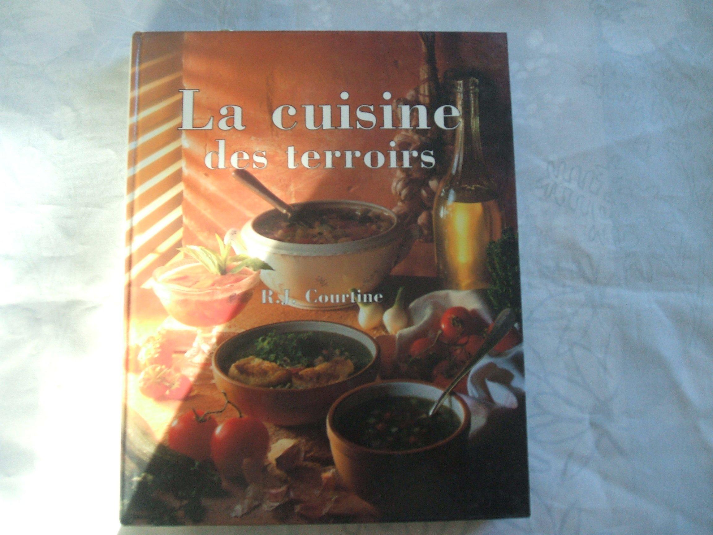 Amazon Fr La Cuisine Du Terroir Livres