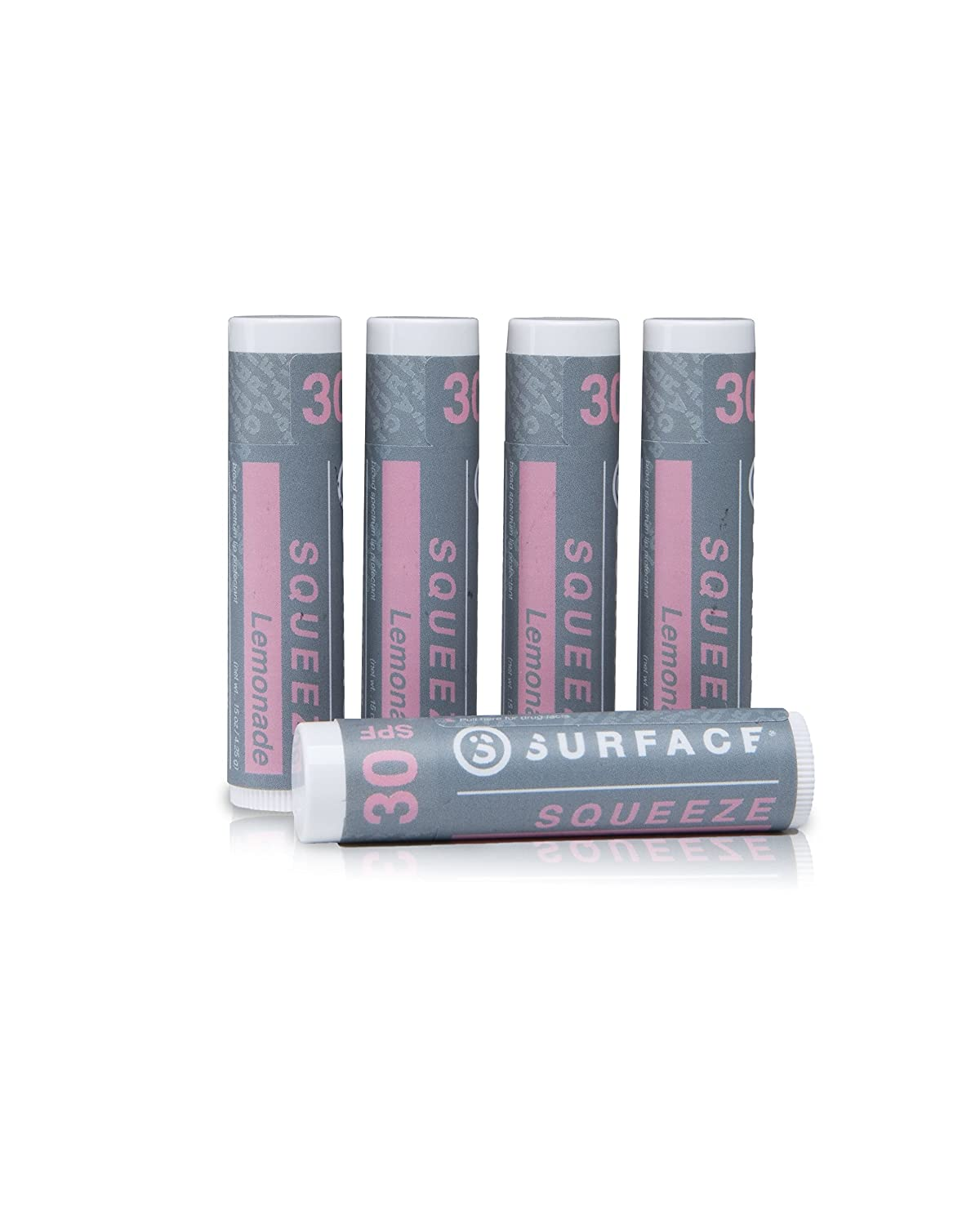 SPF30 - Squeeze Lemonade 5pack SURFACE