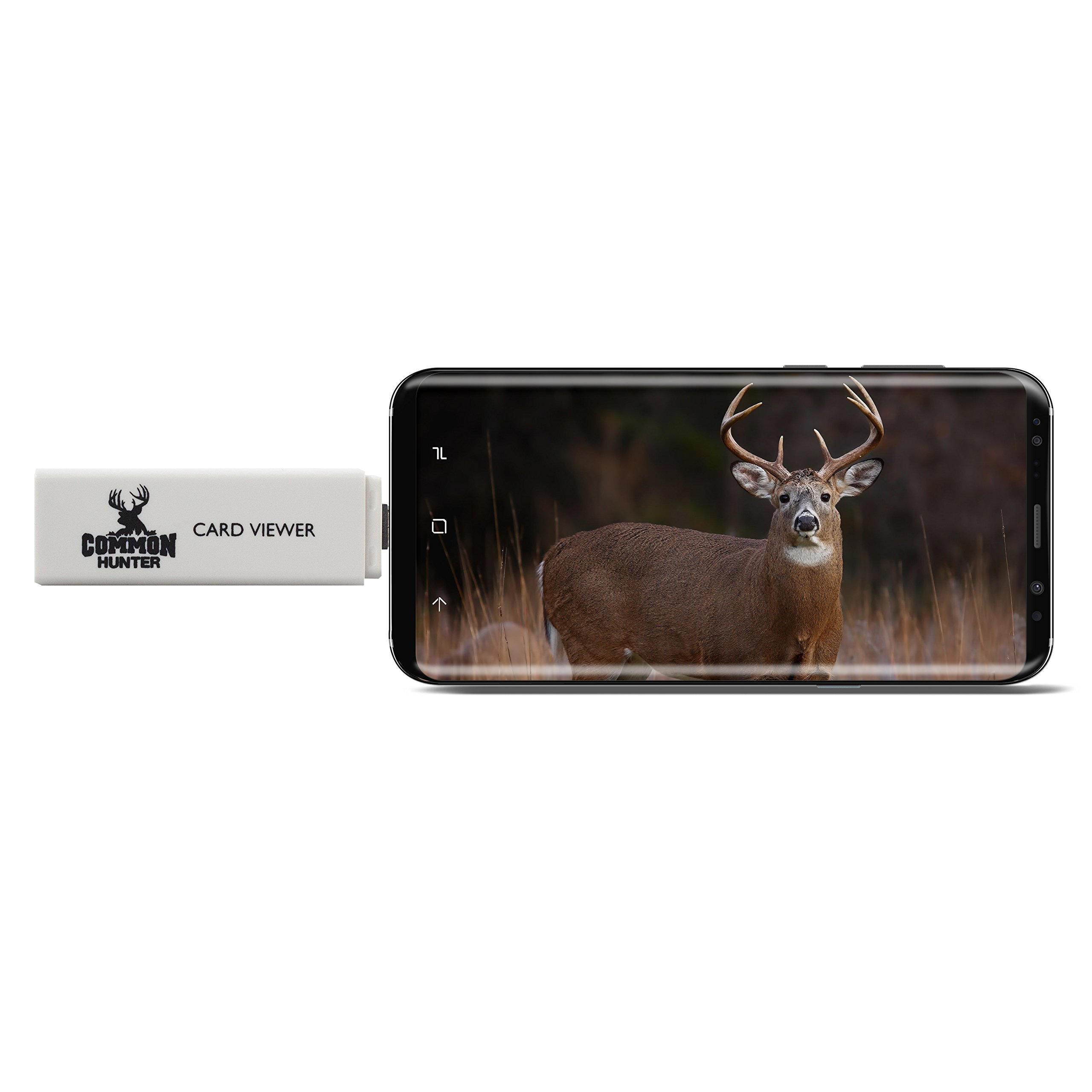Common Hunter Game and Trail Camera Viewer for Android Phones. Samsung, Droid, Motorola. Pre-Season Sale!