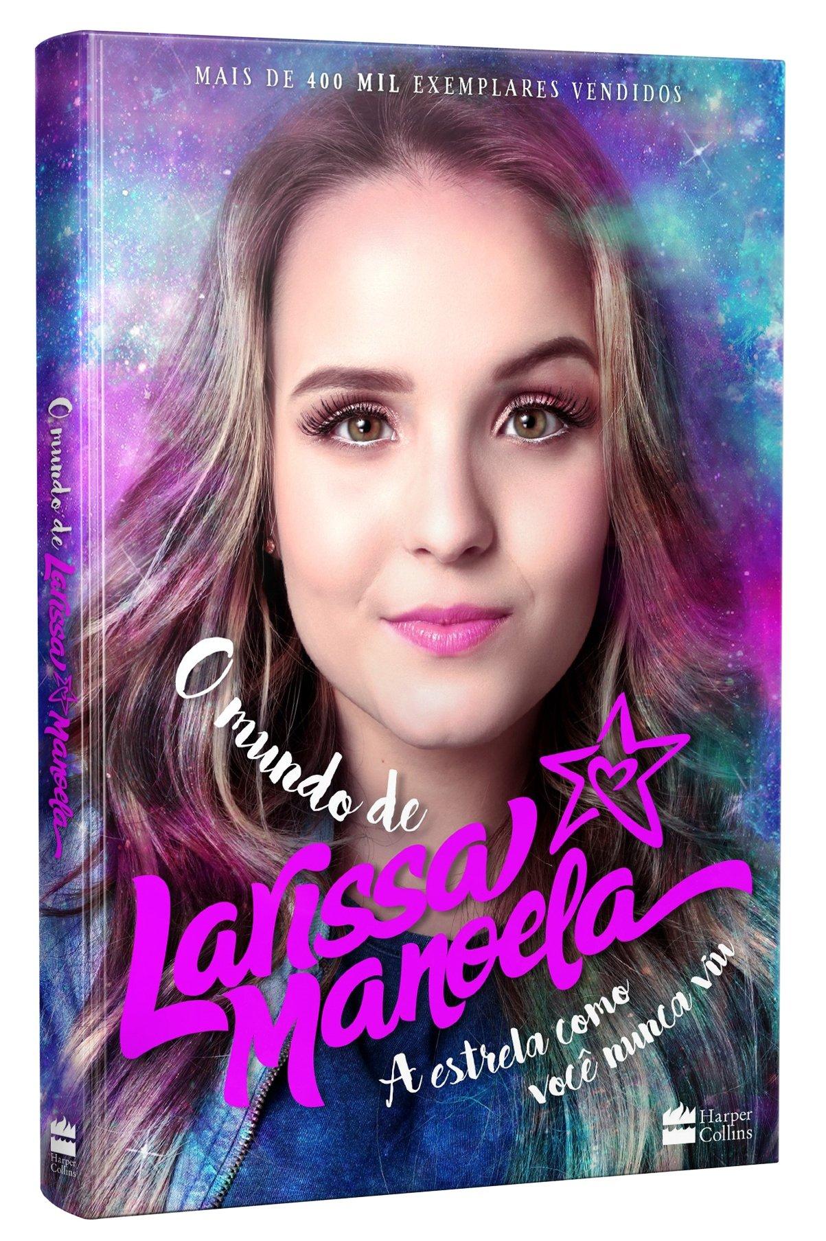O Mundo de Larissa Manoela (Em Portuguese do Brasil): Amazon.es: Larissa Manoela: Libros