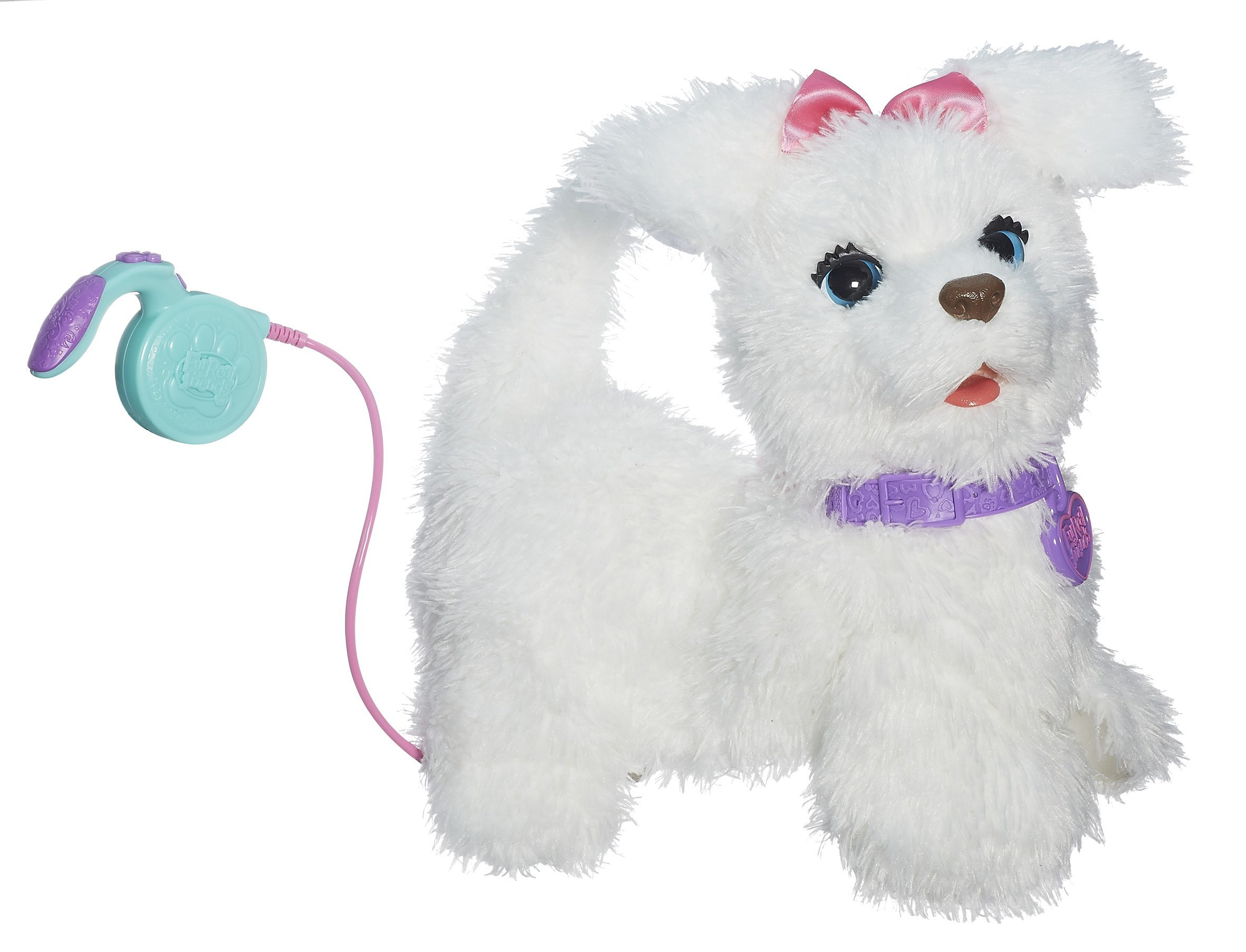 Furreal Friends Gogo My Walkin' Pup Soft Toy by Hasbro (Image #1)