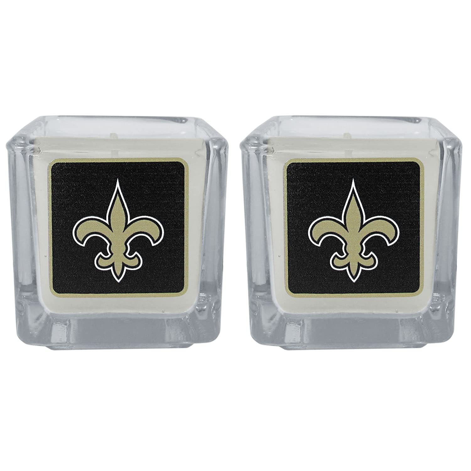 Siskiyou NFL Unisex Graphics Candle Set