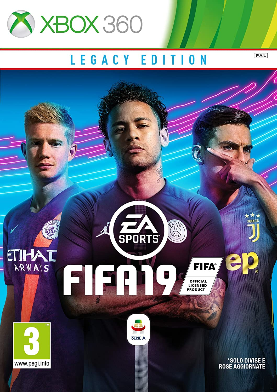 Fifa 19 - Legacy Edition - Importación Italiana: Amazon.es ...