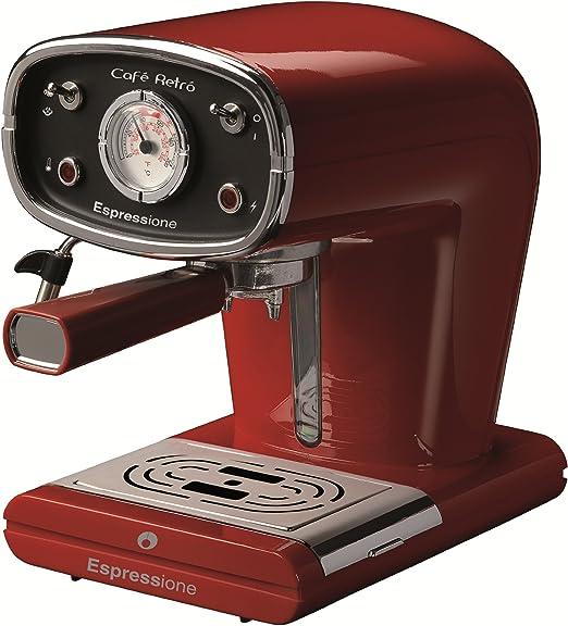 Amazon.com: Espressione nuevo Cafe Retro Espresso machine ...