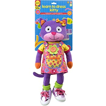 www.beanstalktoys.com - Learn to Dress Monkey