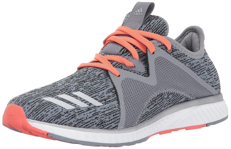adidas Women's Edge Lux 2 Running Shoe B01NAAJTOI 8 B(M) US|Grey Three/Metallic Silver/Easy Coral