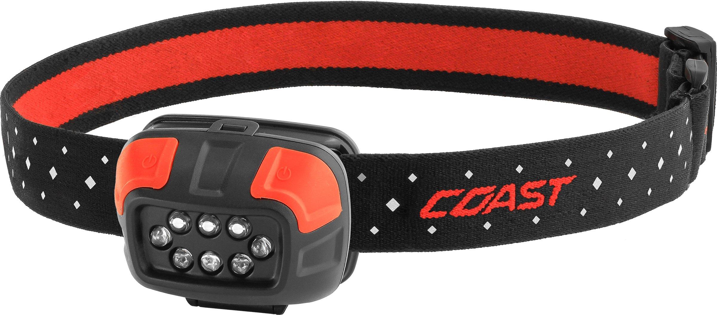 Coast FL44 250 lm Dual Color LED Headlamp by Coast