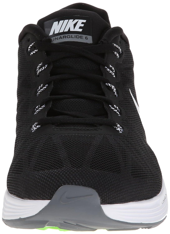 hot sale online 083dc 93abe Amazon.com   NIKE Men s Lunarglide 6 Running Sneaker   Road Running