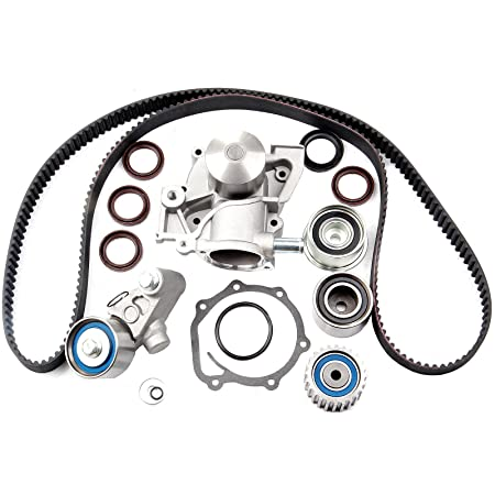 Amazon Com Timing Belt Water Pump Kit Eccpp For Tbk307 Wp9008 2000