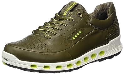 5081cbec4 ECCO Men s Cool 2.0 Leather Gore-Tex Fashion Sneaker