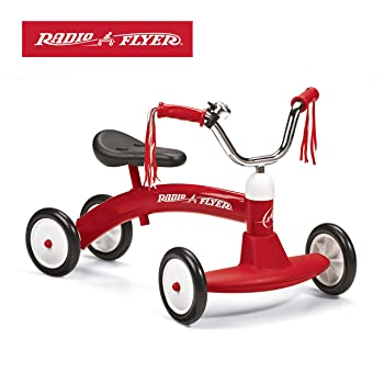 Radio Flyer Scoot-About