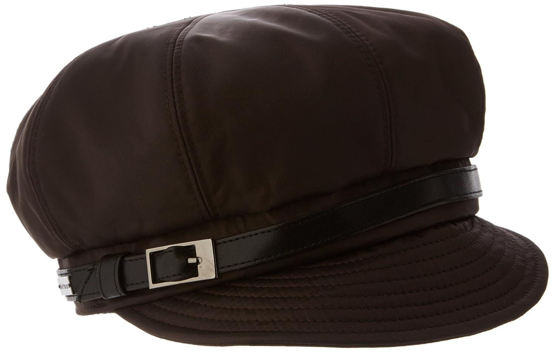 Betmar Women's Fern Rain Cap Black One Size Betmar Womens Accessories B612H