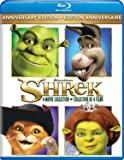 Shrek 1-4 Collection (Bilingual) [Blu-ray + Digital Copy]