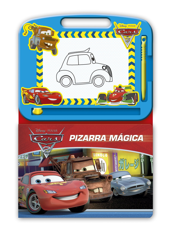 Cars 2. Pizarra mágica (Disney. Cars): Amazon.es: Disney ...