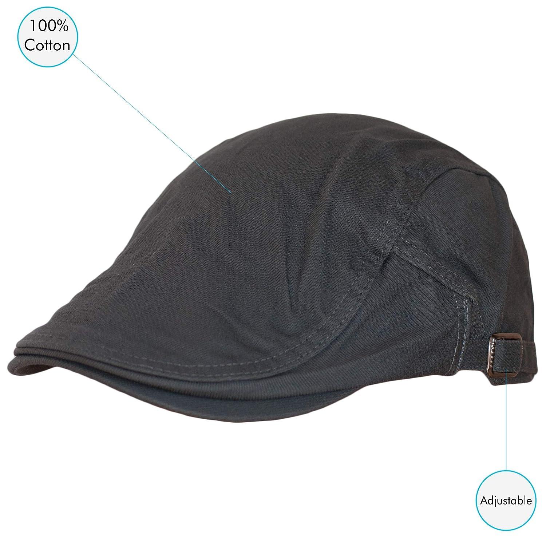 Dazoriginal Sombrero Plano Hombre Gorra Mujer Boina Hombre Gatsby Ivygorra  Beret  Amazon.es  Ropa y accesorios 5aec811c2bf