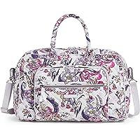 Vera Bradley Signature Cotton Compact Weekender Travel Bag