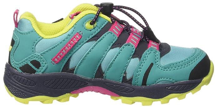 d16af0f36 Geka Girls Fremont Low Rise Hiking Shoes 420084 Trekking   Hiking Footwear