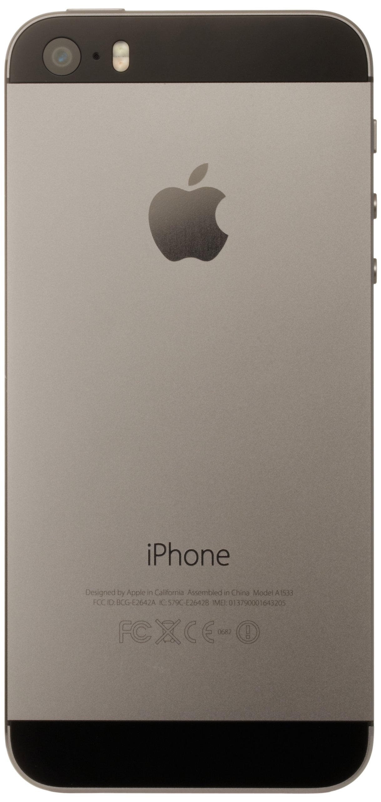 Apple Iphone 5s, 16GB - Unlocked (Space Gray) by Apple (Image #5)