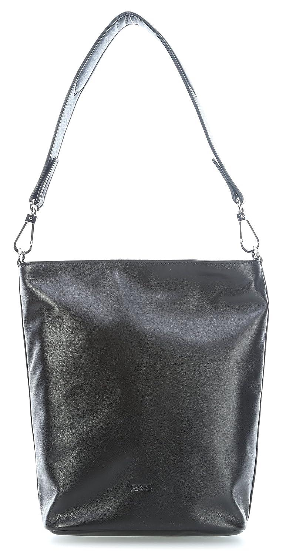 Bree Stockholm 44 Mini Bag Sac à main porté à l'épaule cuir 20 cm Black Qualité Supérieure Acheter Pas Cher Explorer Meilleur Choix IQIv8jl9l