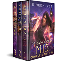Paranormal MI5 Complete Collection