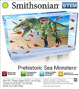 Smithsonian Prehistoric Sea Monsters