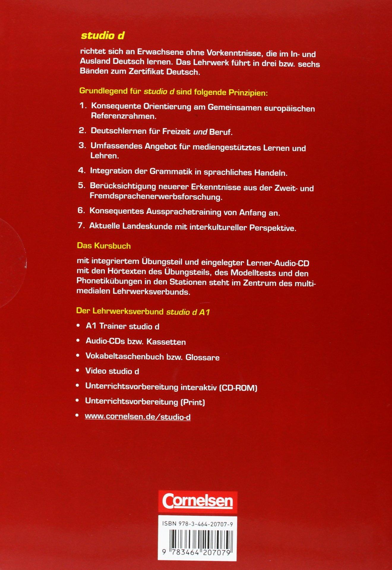 Studio D A1 German Book Pdf