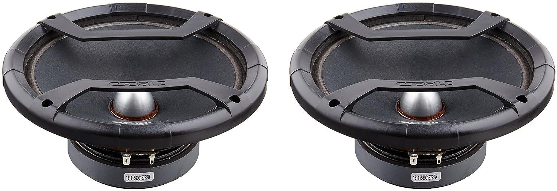 300 Watts RMS High Power 1200 Watts Max ORION CM85 COBALT SERIES Car Midrange Speaker Pair with Grills