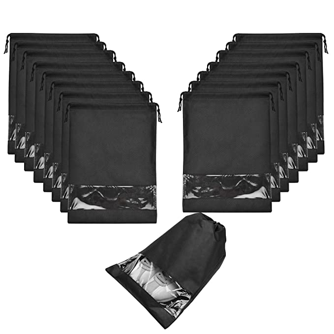 e31b826ff6605 Portable Travel Shoe Bags Shoe Organizer Space Saving Storage Bags