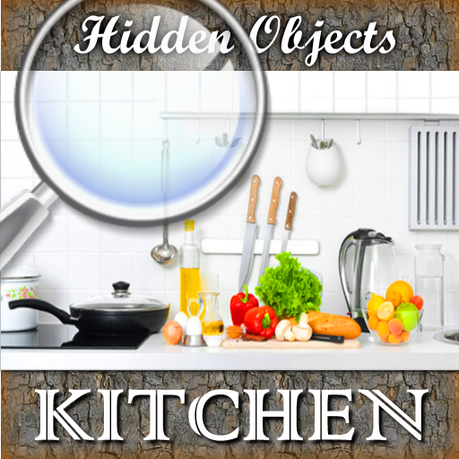Hidden Object Kitchen
