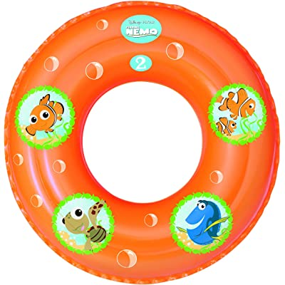 "Disney - Finding Nemo 20"" Swim Ring: Toys & Games"