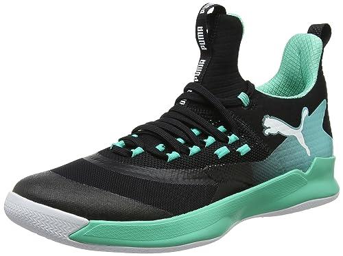 Puma Unisex Erwachsene Rise XT Fuse 2 Multisport Indoor Schuhe, Schwarz Black Biscay Green White