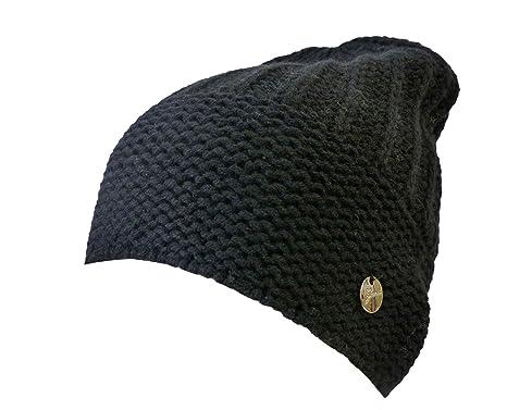 6f7d3b422e92 Guess - Ensemble bonnet, écharpe et gants - Femme noir Bla Medium ...