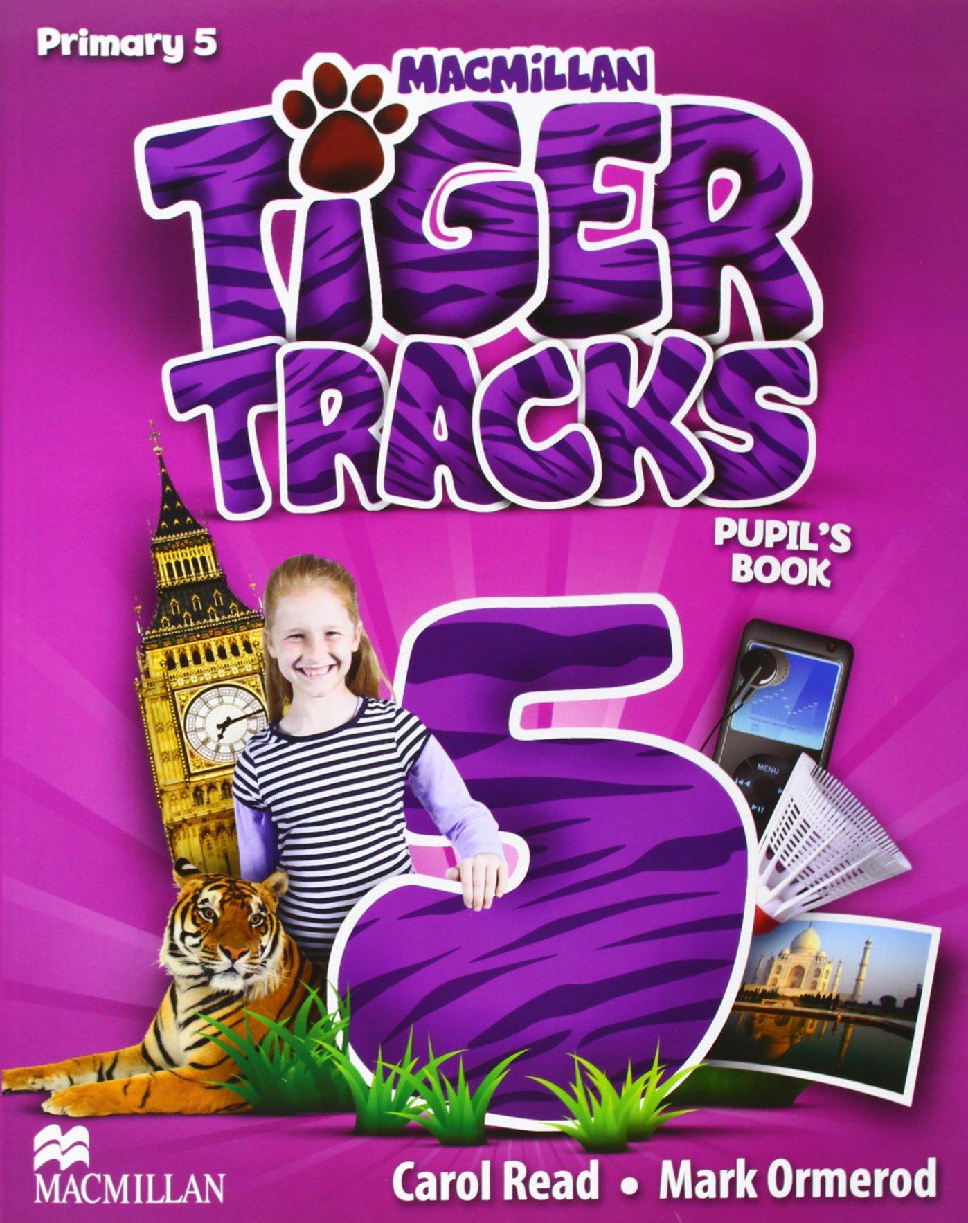 Tiger Tracks 5: Amazon.es: Reas, C., Ormerod, M.: Libros en idiomas extranjeros