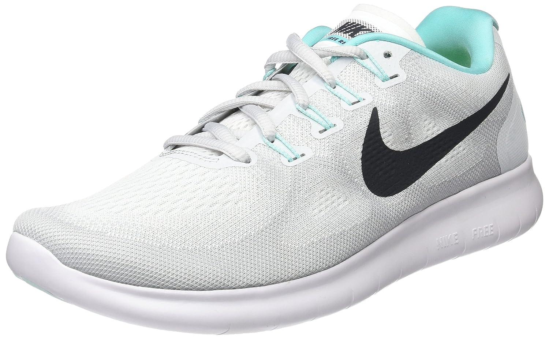 Blanc (Blanc Platine Platine Platine Pur Rose Aurore Anthracite) Nike WMNS Libre RN 2017, Chaussures de FonctionneHommest Femme 3e6