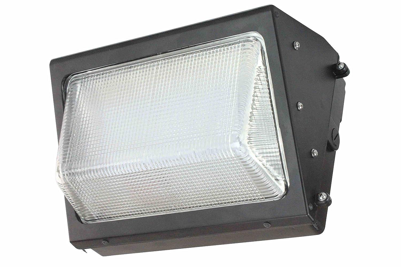 135 watt traditional led wall pack replaces 400 watt metal halide