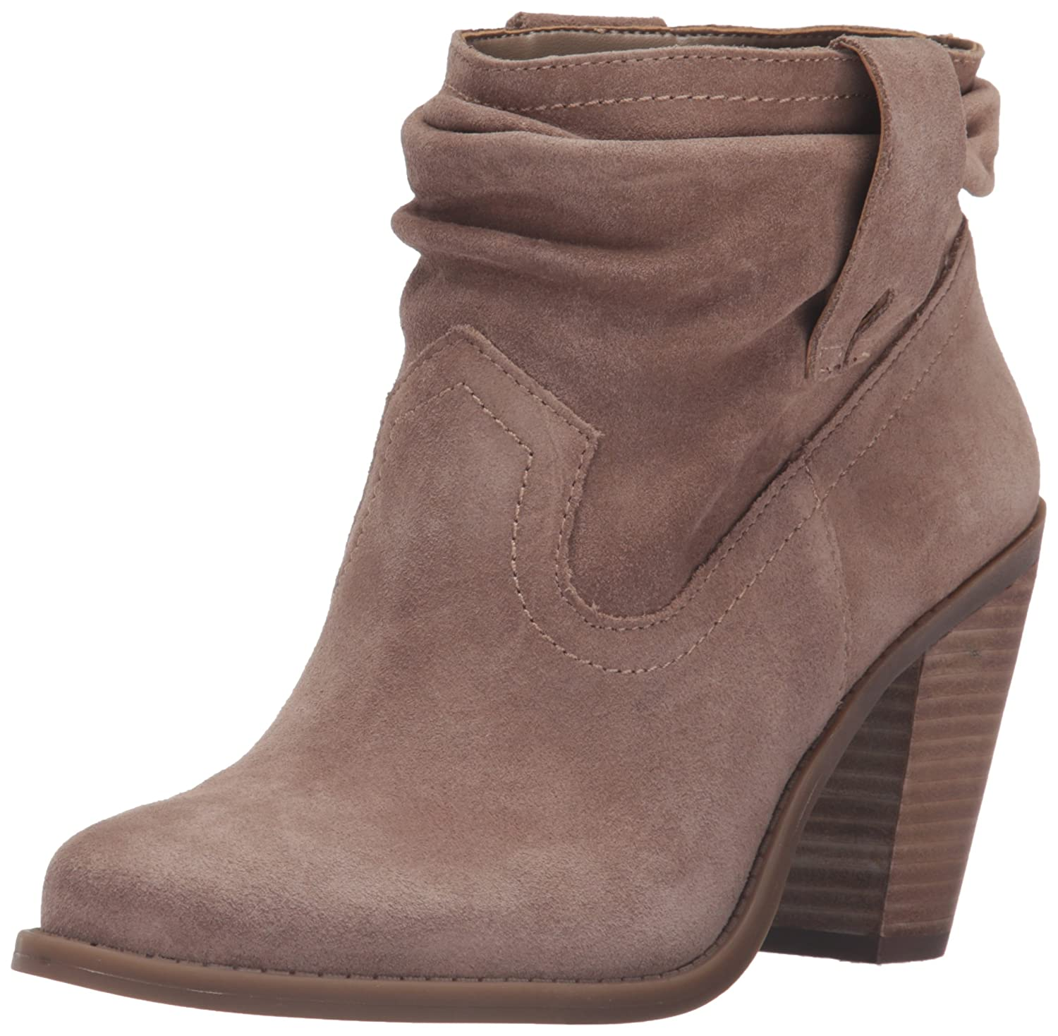 Jessica Simpson Women's Chantie Ankle Bootie B01DMWFQL0 6.5 B(M) US|Totally Taupe