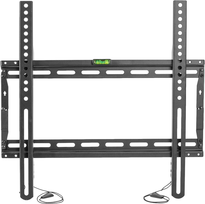 Amazon Com Vivo Extra Large Tv Wall Mount For 32 To 70 Inch Screens Fixed Heavy Duty Folding Bracket Mount Vw70f Electronics