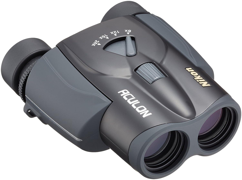 Nikon ズーム双眼鏡 アキュロンT11 8-24x25 ポロプリズム式 8-24倍25口径 ブラック ACT11BK B008KHLPEK  ブラック