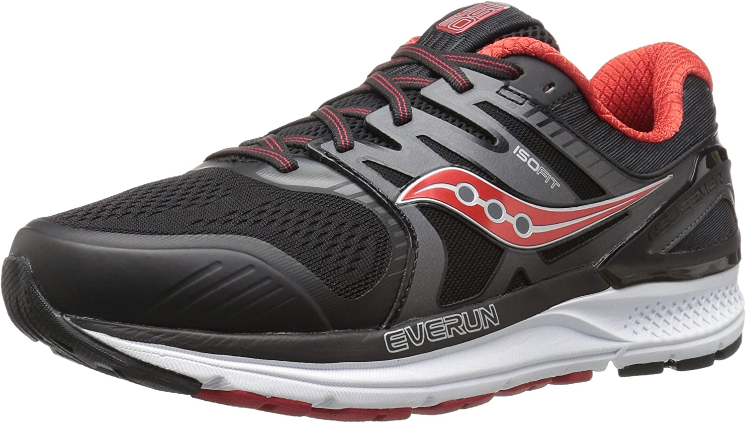 Saucony Men's Redeemer ISO 2 Running Shoe
