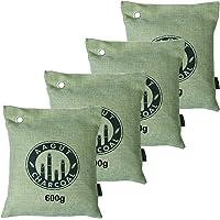 AAGUT 4X600 Gram Bamboo Charcoal Bag